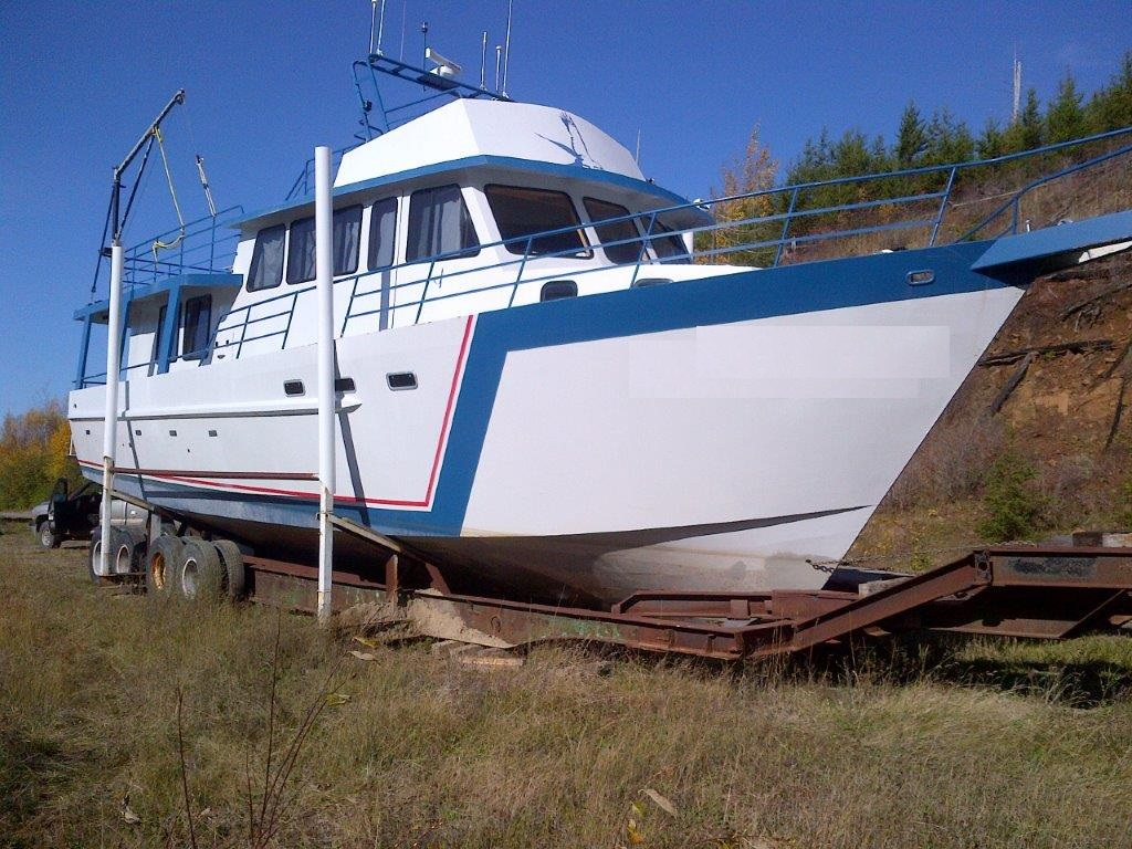 COMMERCIAL FISHING VESSELS AND EQUIPMENT | SCRUTON MARINE