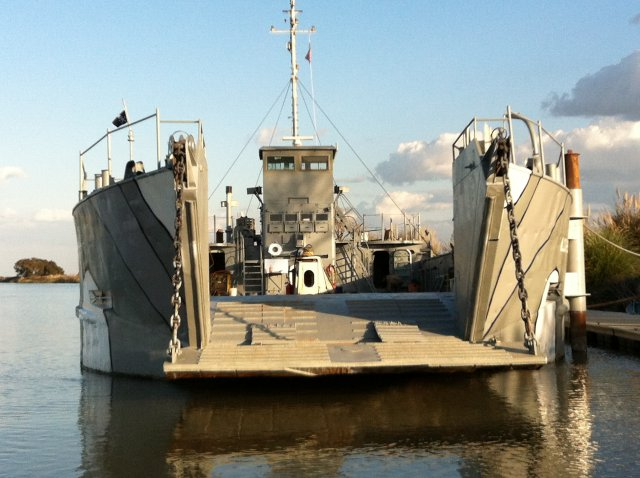 Lc2104 scruton marine for Military landing craft for sale