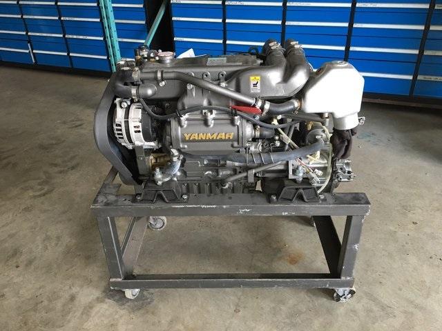 NEW – NEVER USED 110 hp Yanmar Marine Diesel | SCRUTON MARINE